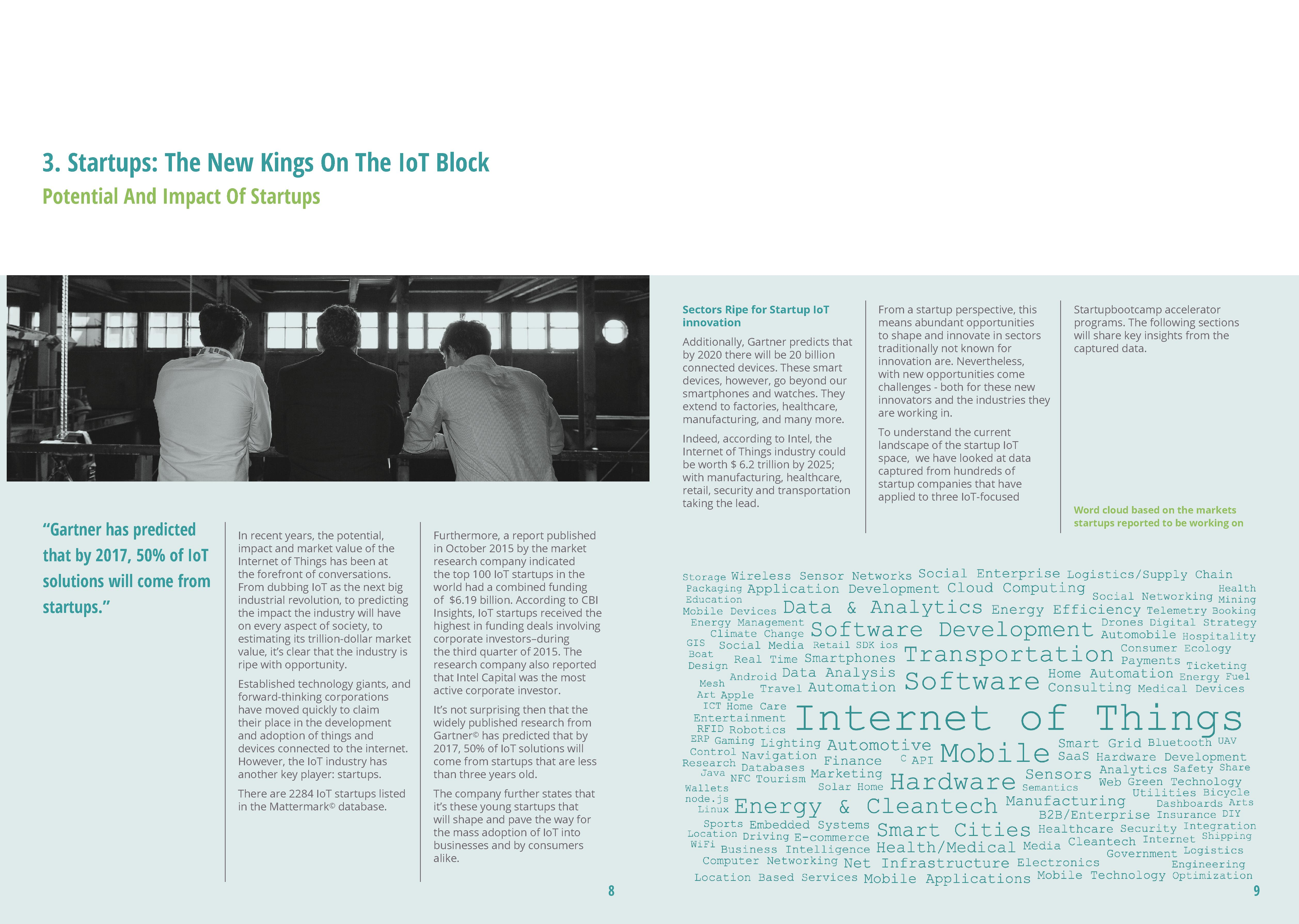 Startups: The New Kings On The IoT Block