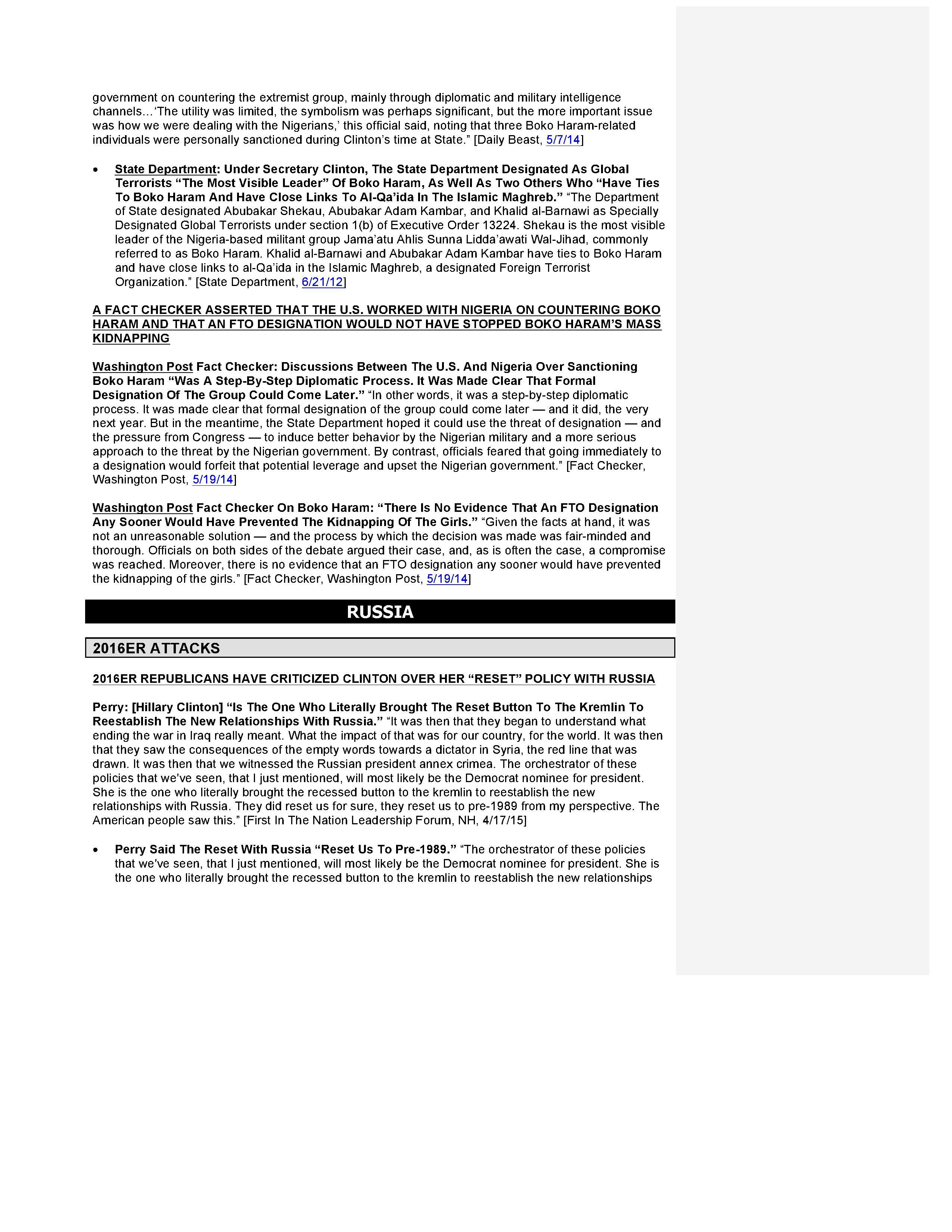 2016er Attacks HRC Defense Master Doc 576c1d290c6fb 2016er Attacks Hrc  Defense Master Doc Xdzgtfu6 Tank Inspector Cover Letter Extremism