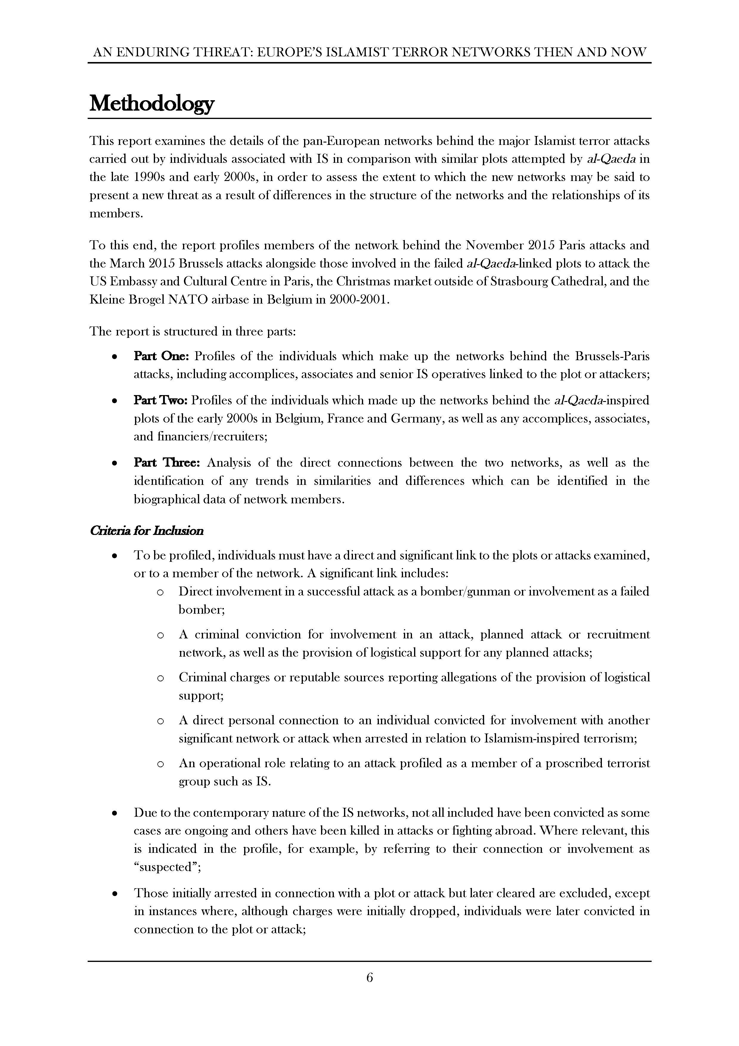 research paper on al qaeda/r/nResearch