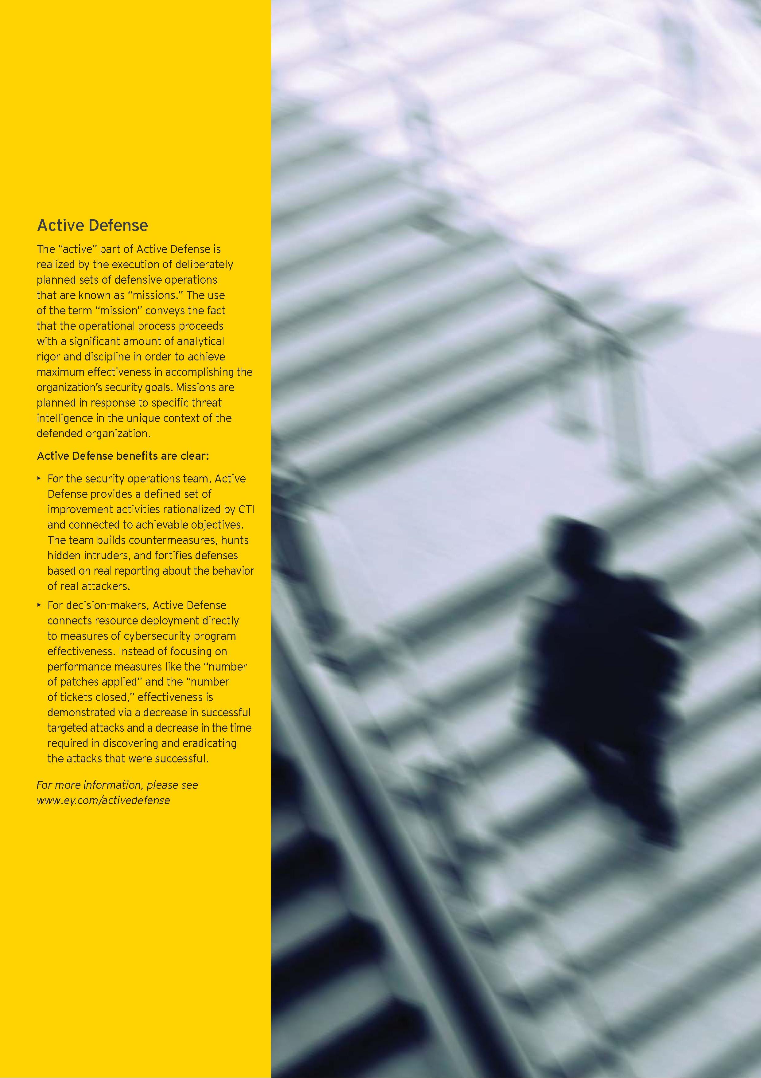 Cyber Threat Intelligence Report — EY France