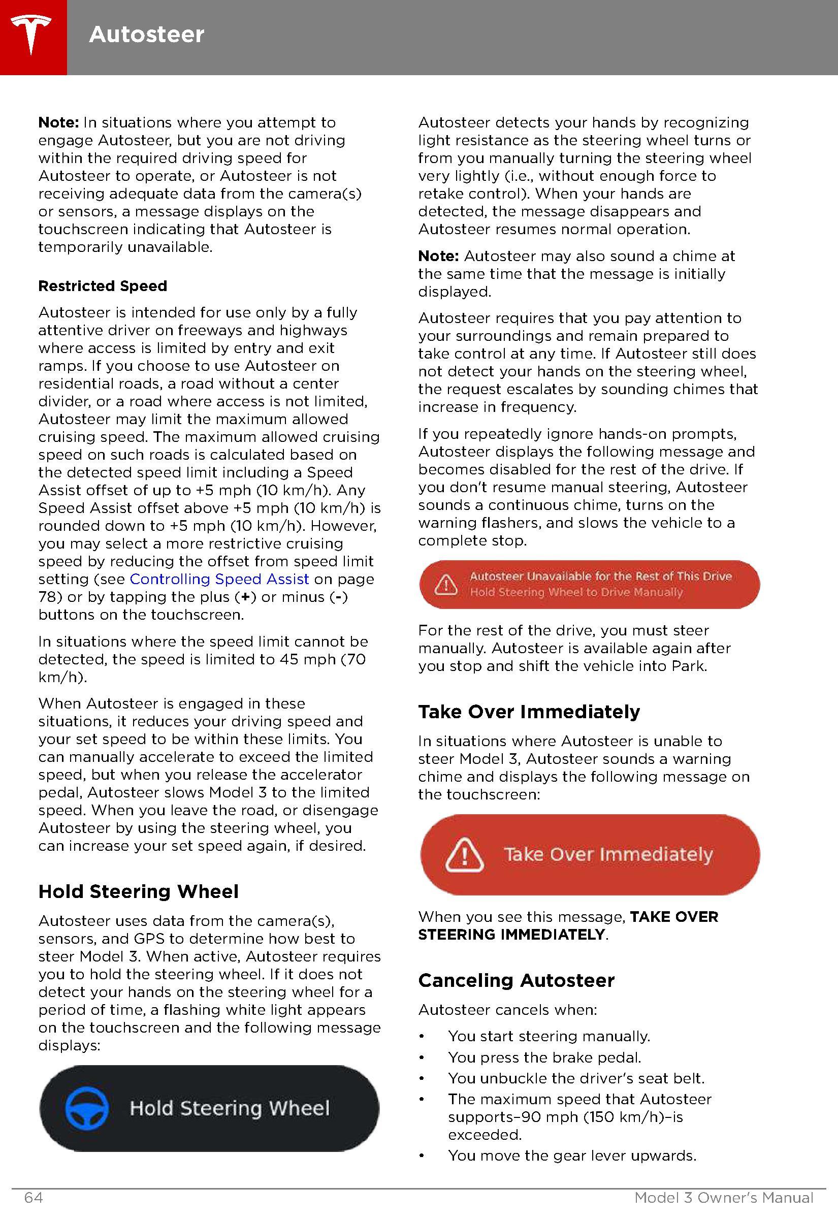 Tesla Model 3 | Owner's Guide