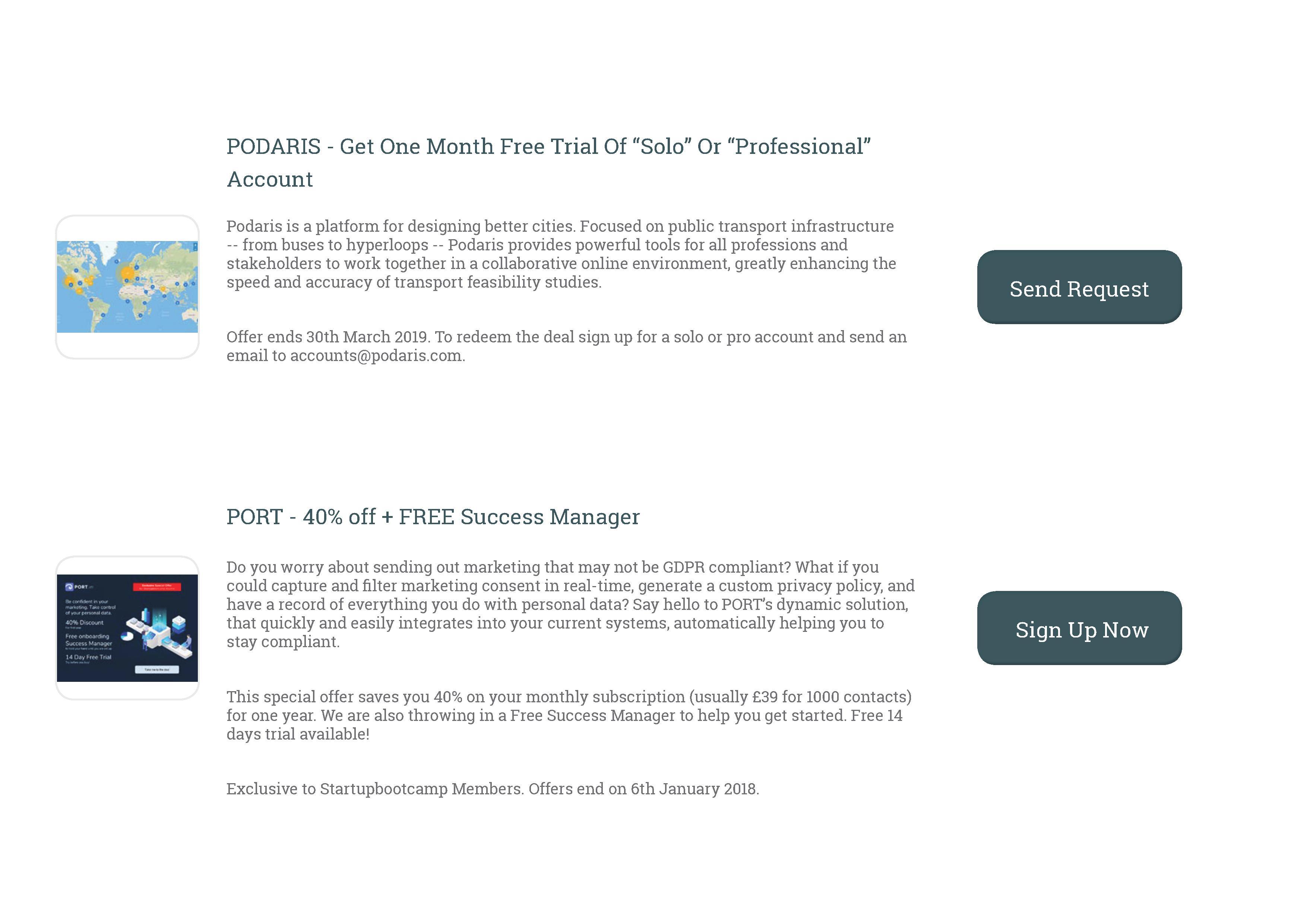 Startupbootcamp Impact Report - 26/34