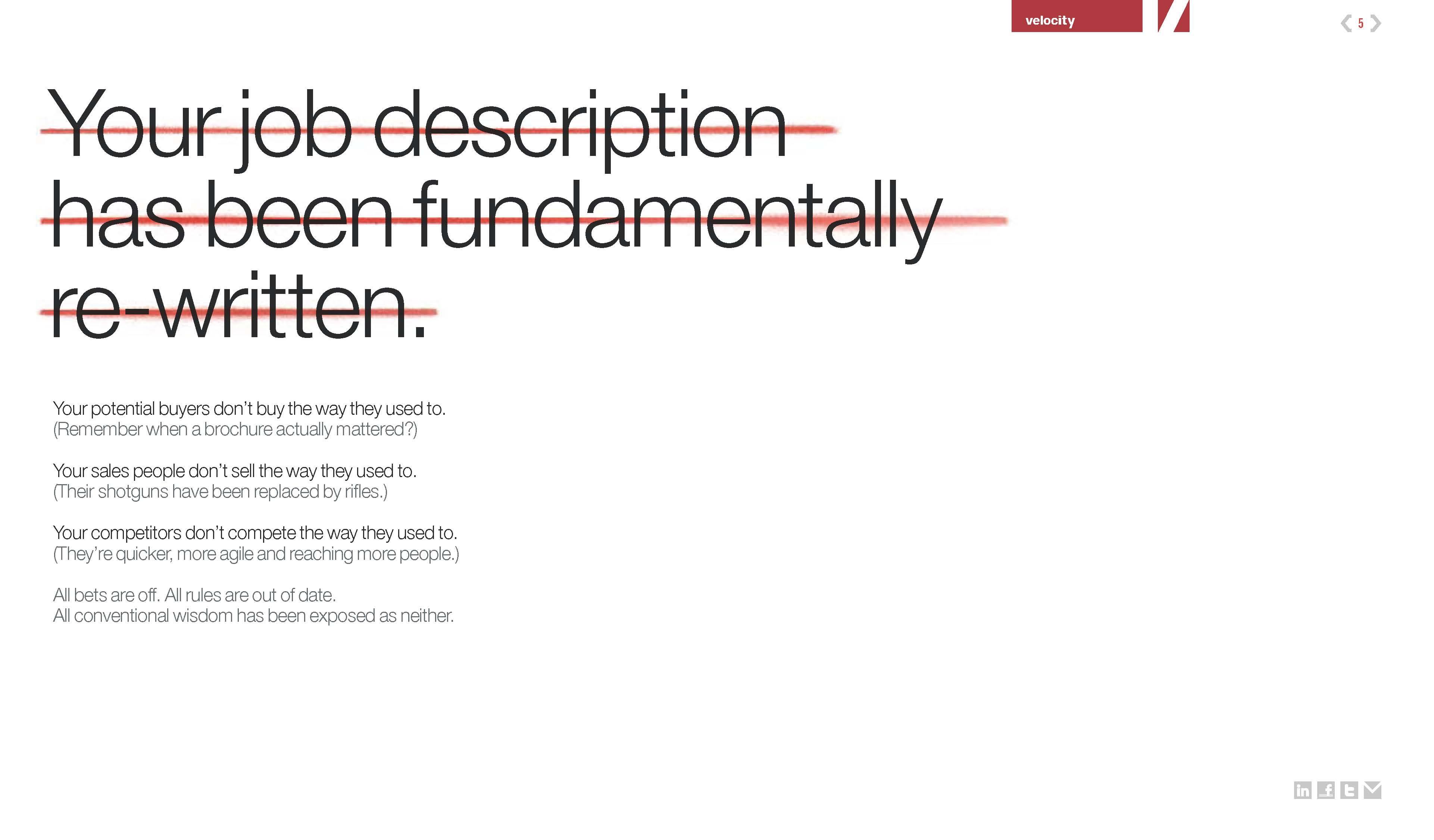 The New B2b Marketing Manifesto